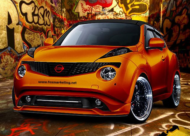 2012 fox marketing nissan juke s dark cars wallpapers. Black Bedroom Furniture Sets. Home Design Ideas