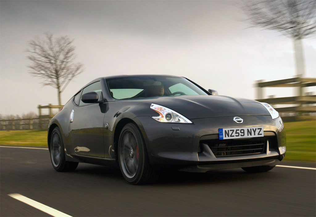 Nissan 370z Black Photo 5 7449