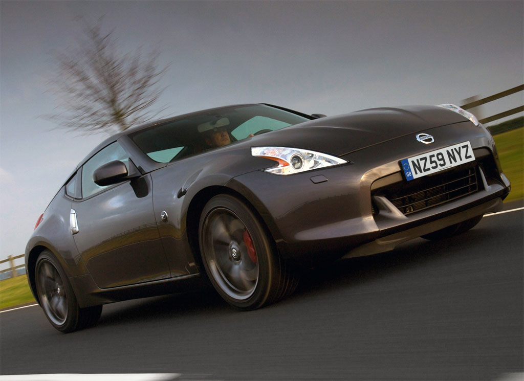 Nissan 370z Black Photo 6 7449