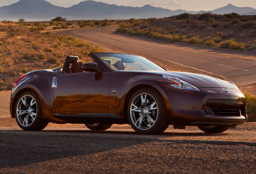 Nissan 370z Roadster Photo 12 6245