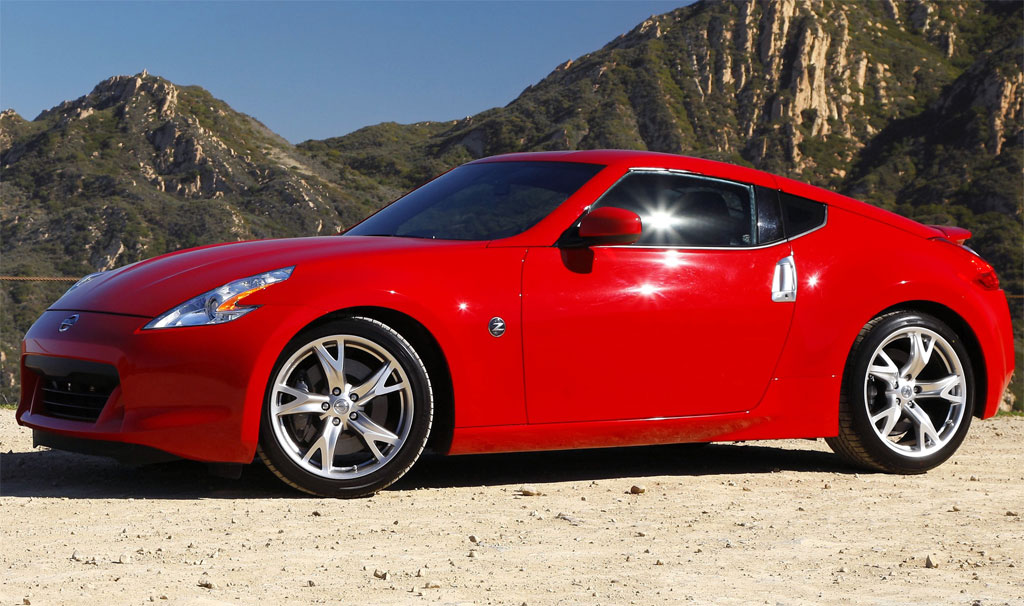 Nissan 370z Uk Photo 2 5231
