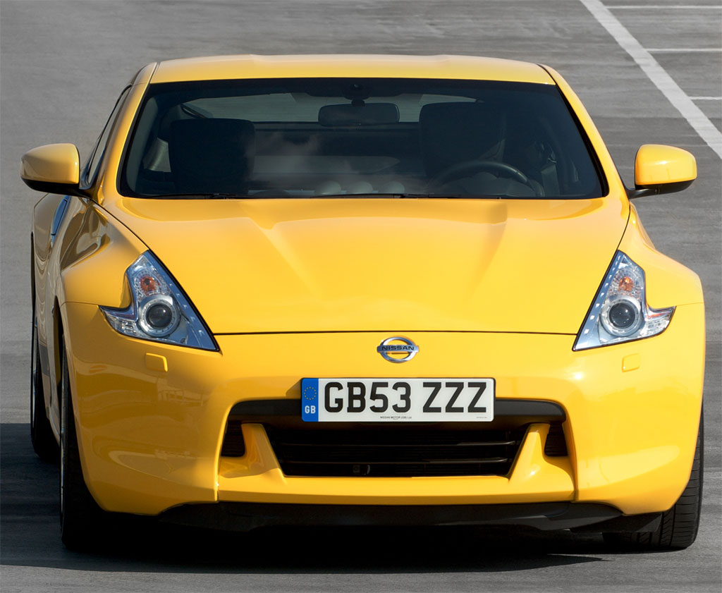 Nissan 370z Yellow Photo 5 6152