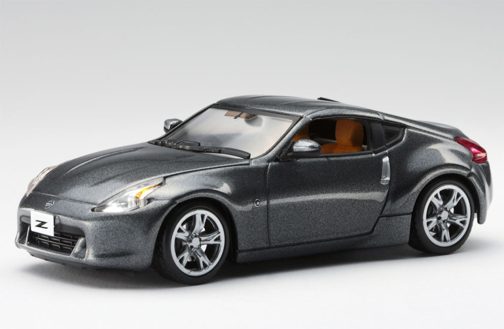 Nissan 370z Scale Photo Model 4968