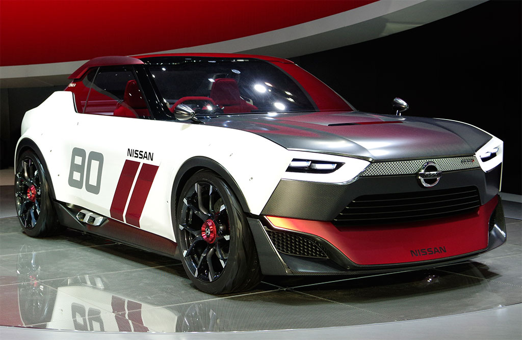 Nissan Idx Nismo Photo 1 13576