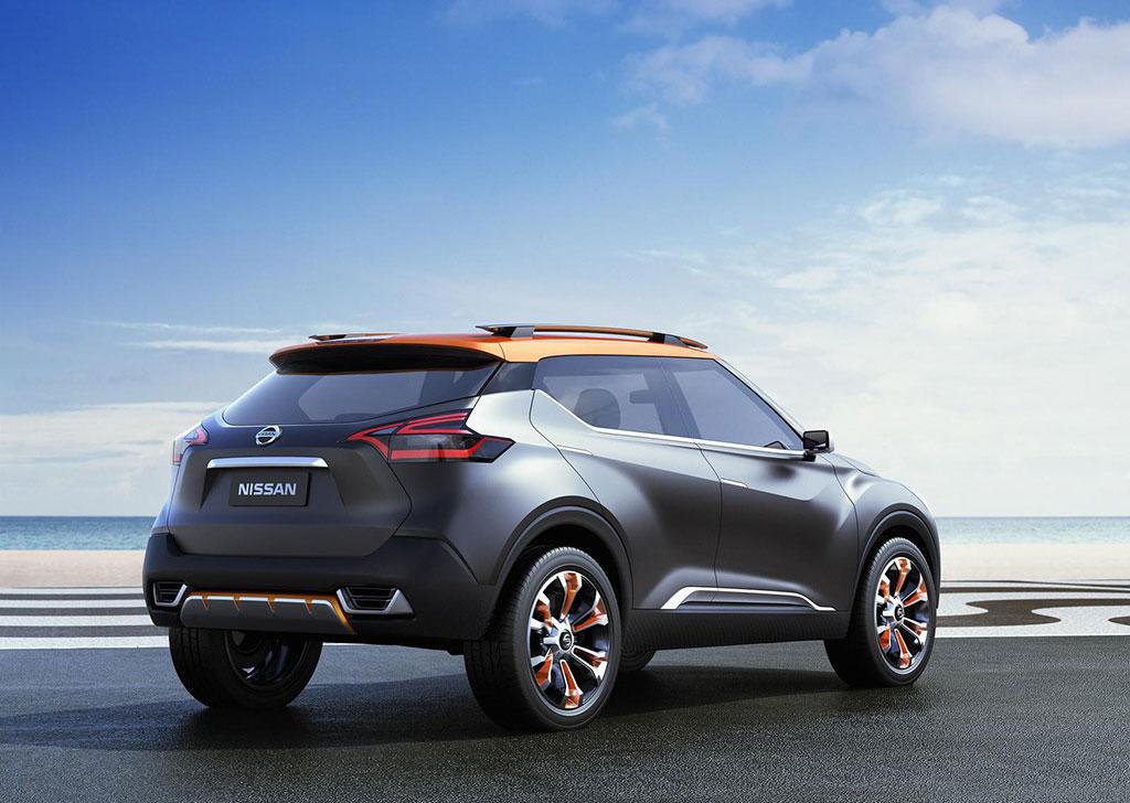 Nissan Kick Concept Photo 5 14249