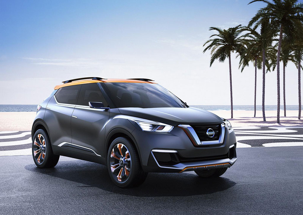 Nissan Kick Concept Photo 8 14249