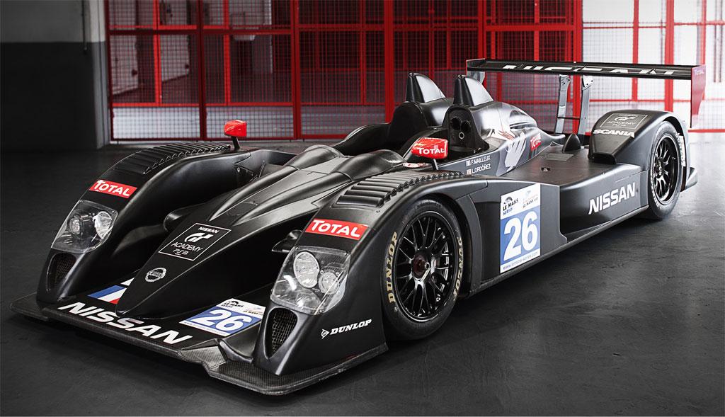 Nissan LMP2 race car Photo 3 10767