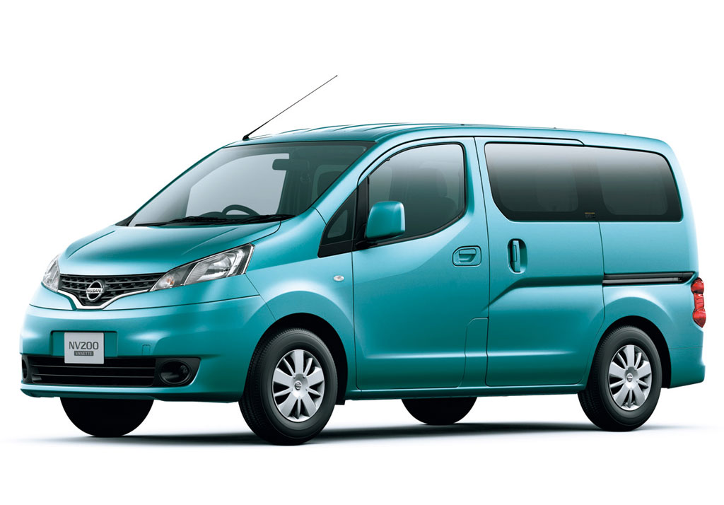 Nissan Nv Review >> Nissan nv200 vanette review