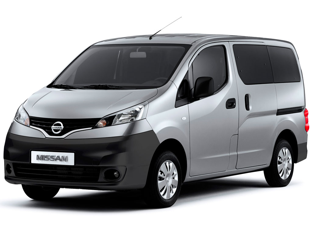 nissan nv200 van photo 2 5419. Black Bedroom Furniture Sets. Home Design Ideas