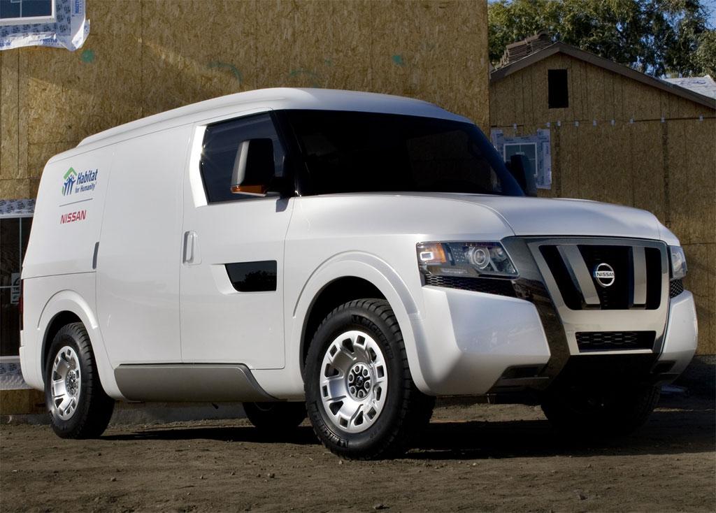 Nissan NV2500 Photo 1 4993