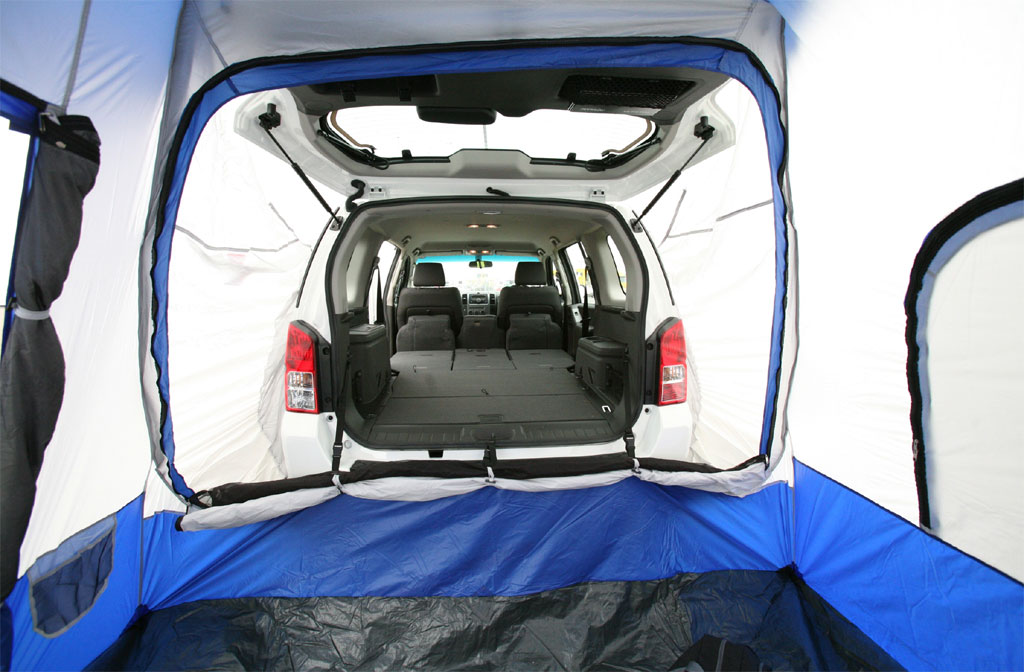 Nissan SUV Tent & SUV Tent