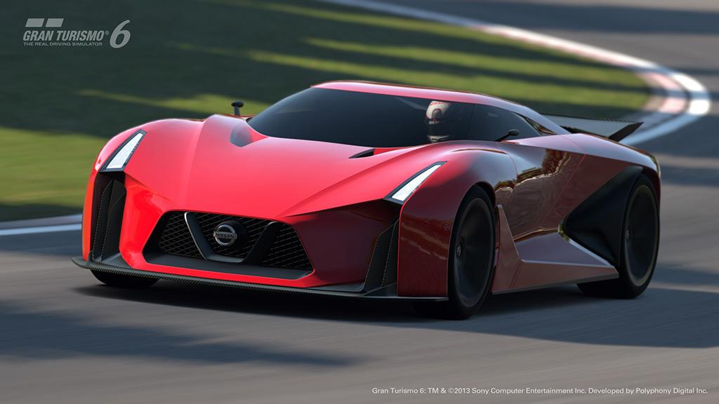 Nissan Vision Gran Turismo Photo 22 14564
