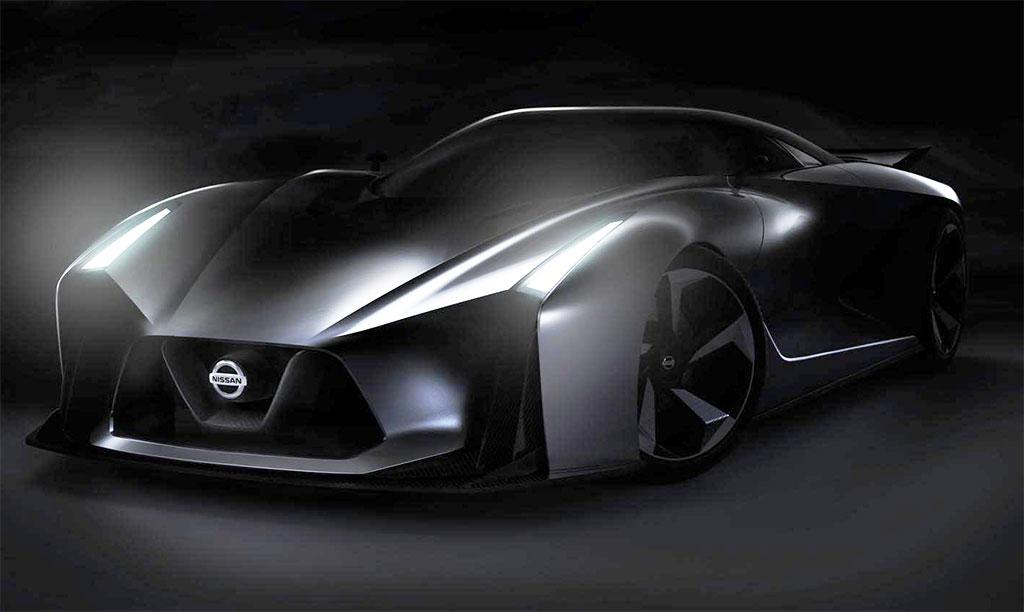 Nissan Vision Gran Turismo Photo 4 14028