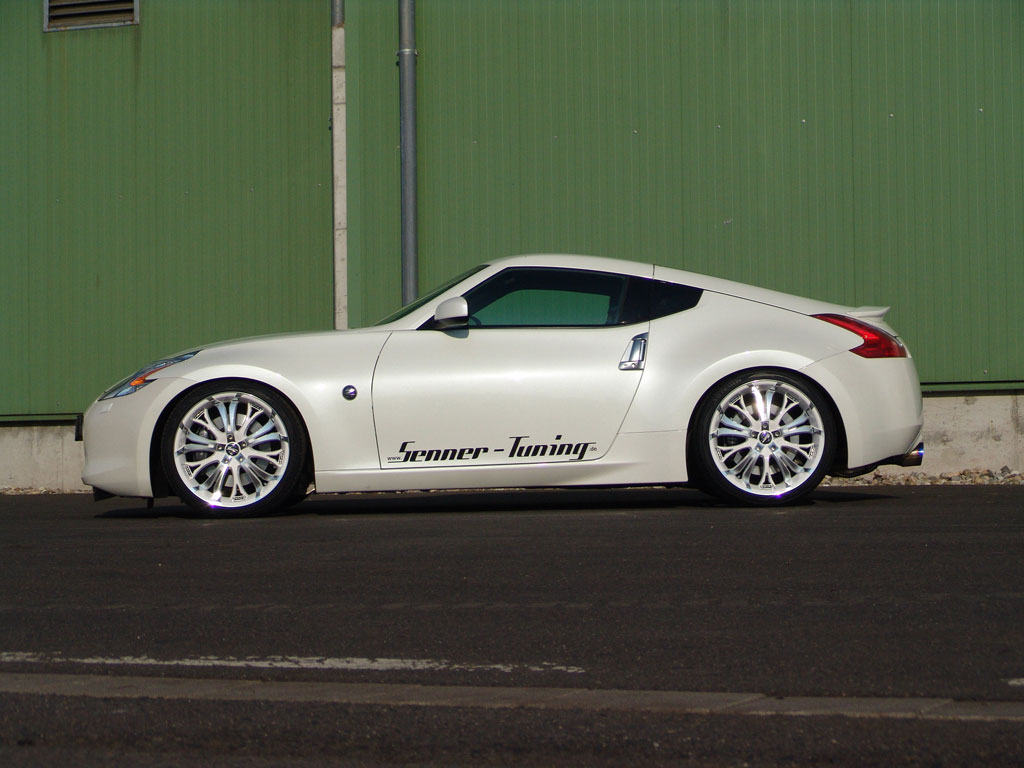 Senner Nissan 370z Photo 5 6896