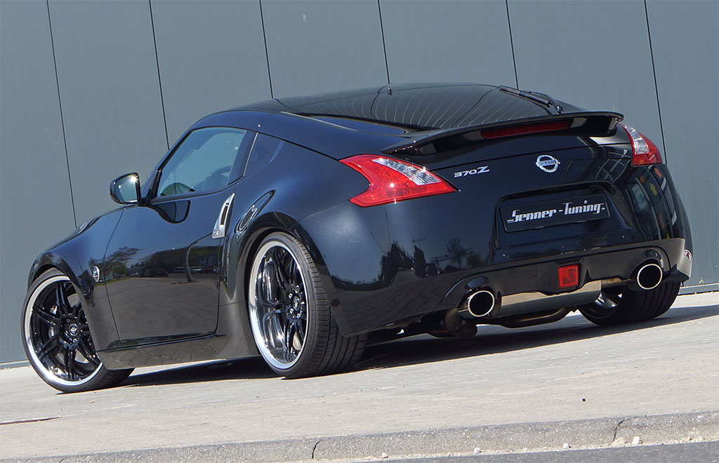 Senner Nissan 370z Roadster Photo 2 13224