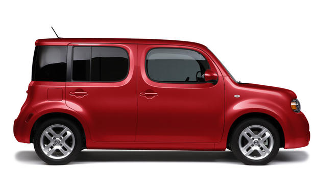 2011 Nissan Cube Price