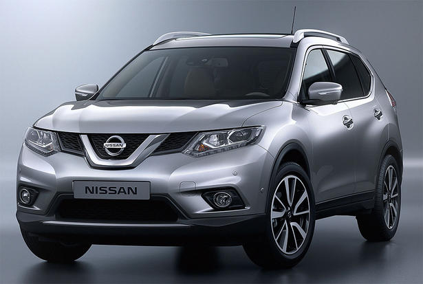 2014 nissan rogue x trail. Black Bedroom Furniture Sets. Home Design Ideas