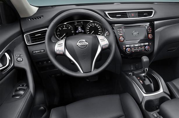 2014 Nissan Rogue / X-Trail presentation :