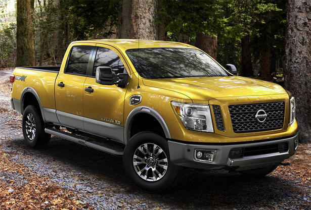 2016 nissan titan xd engine specs equipment. Black Bedroom Furniture Sets. Home Design Ideas