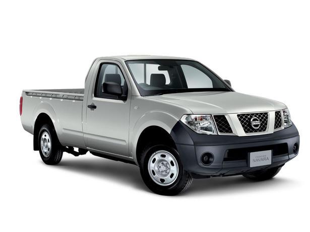 Nissan Frontier Navara Single Cab