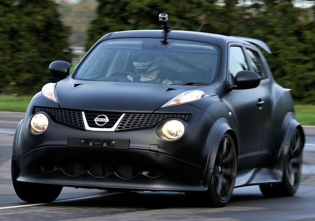 Nissan Juke R Performance Specs
