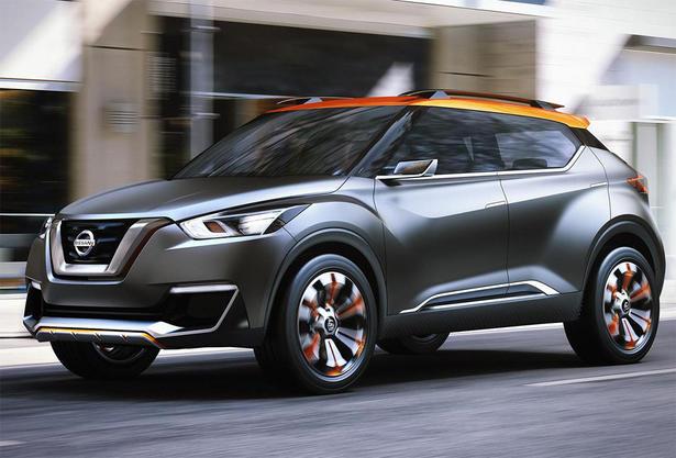 Mini Cooper Usa >> Nissan Kicks: Specs