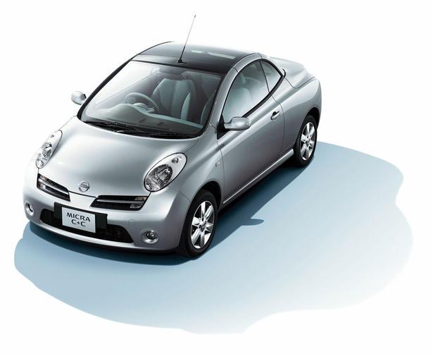2007 nissan micra cc for Nissan micra cc