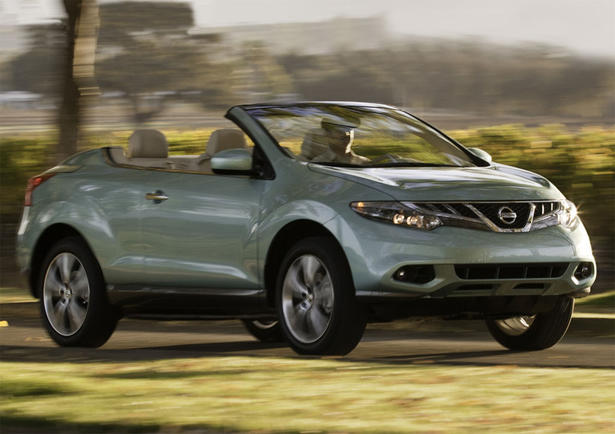Home » News » Nissan » Nissan Murano CrossCabriolet 2011