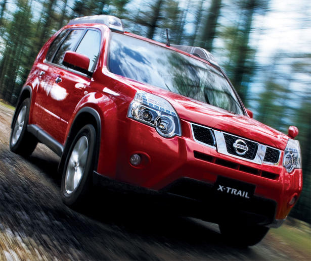 Interior Design Nissan X Trail: Nissan X Trail Facelift Price