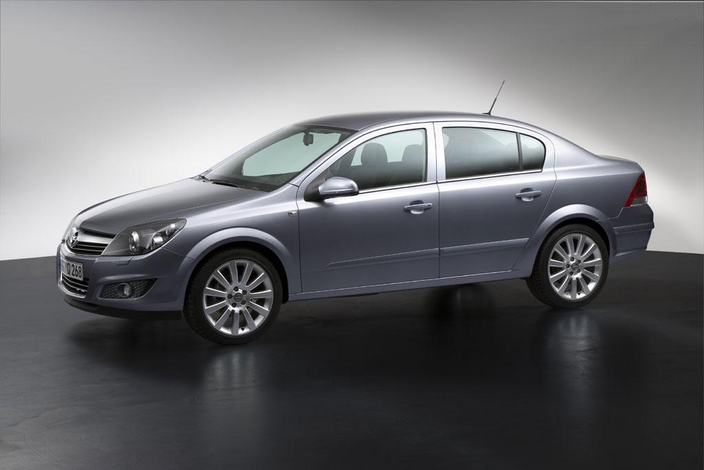 2007 Opel Astra Sedan Photo 1 914