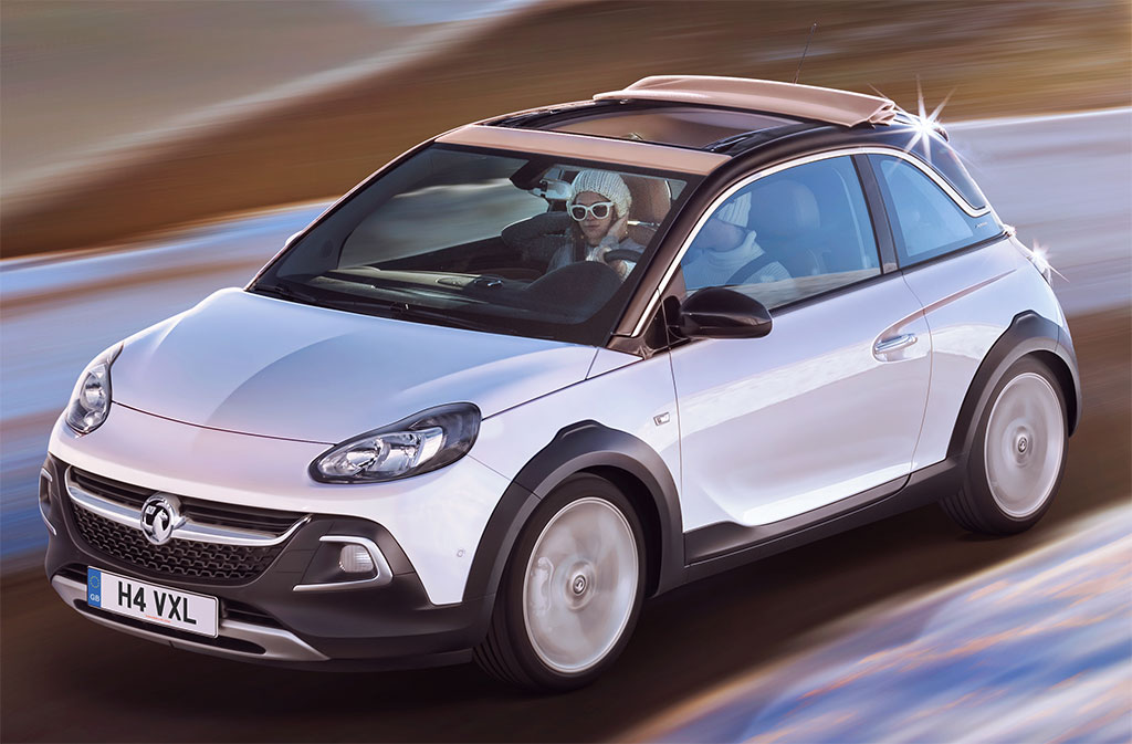 2014 opel adam vauxhall adam autos post. Black Bedroom Furniture Sets. Home Design Ideas