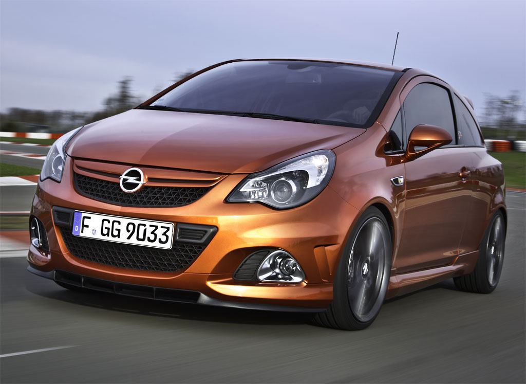 opel corsa opc nurburgring photo 1 11050. Black Bedroom Furniture Sets. Home Design Ideas