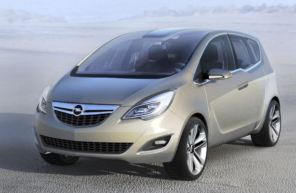 opel meriva. Back to Opel Meriva Concept