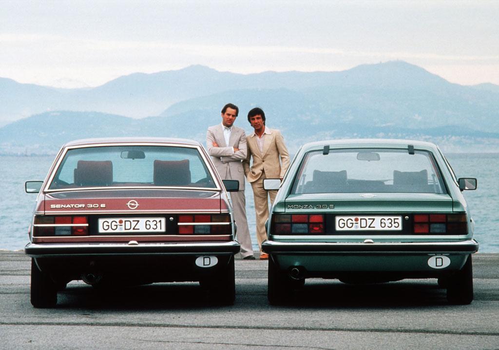 Opel Senator Monza Turn 30 Photo 1 3114