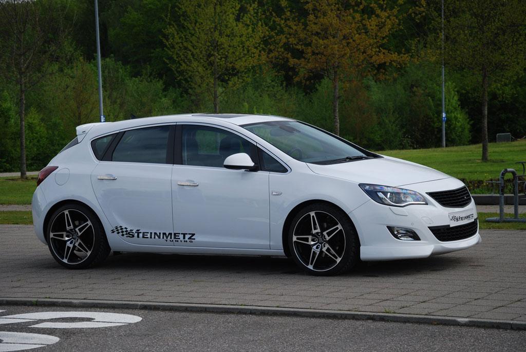 Steinmetz 2010 Opel Astra Photo 12 8213