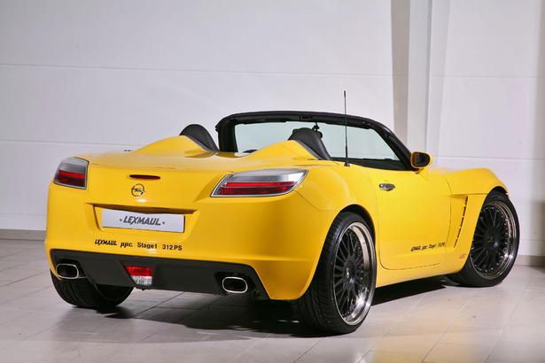 Opel gt price