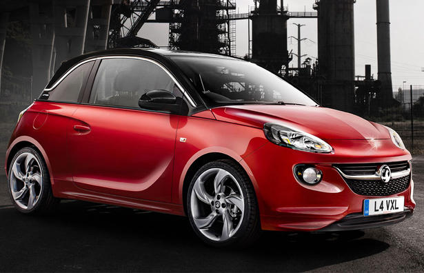 opel adam convertible rumored. Black Bedroom Furniture Sets. Home Design Ideas