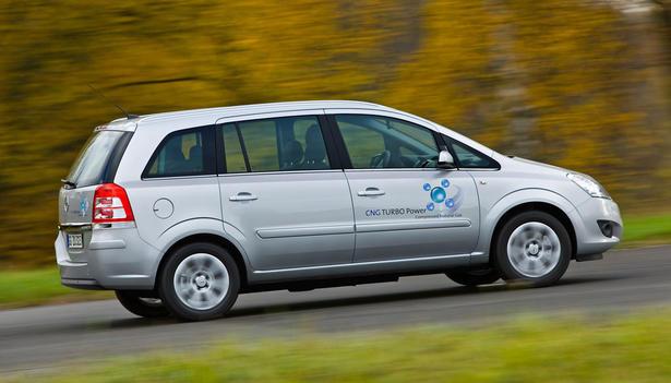 Opel Zafira 16 Cng Turbo