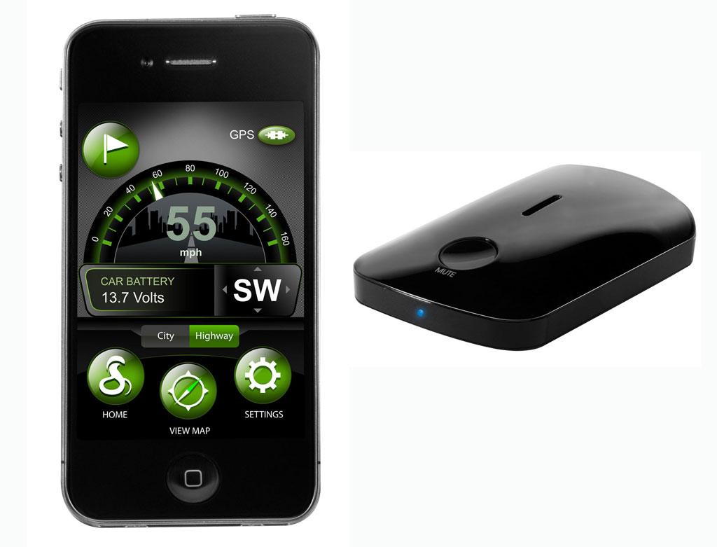 Passport Radar Detector >> Cobra iPhone Radar Detector Photo 3 9848