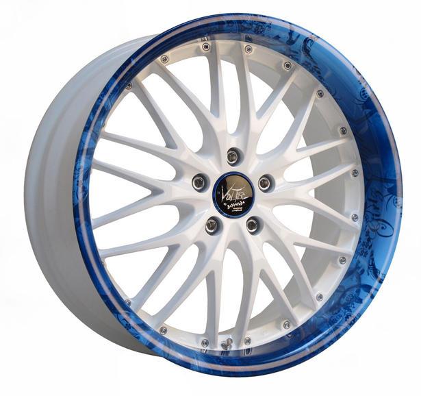 Barracuda GIRLZ STYLE Wheels