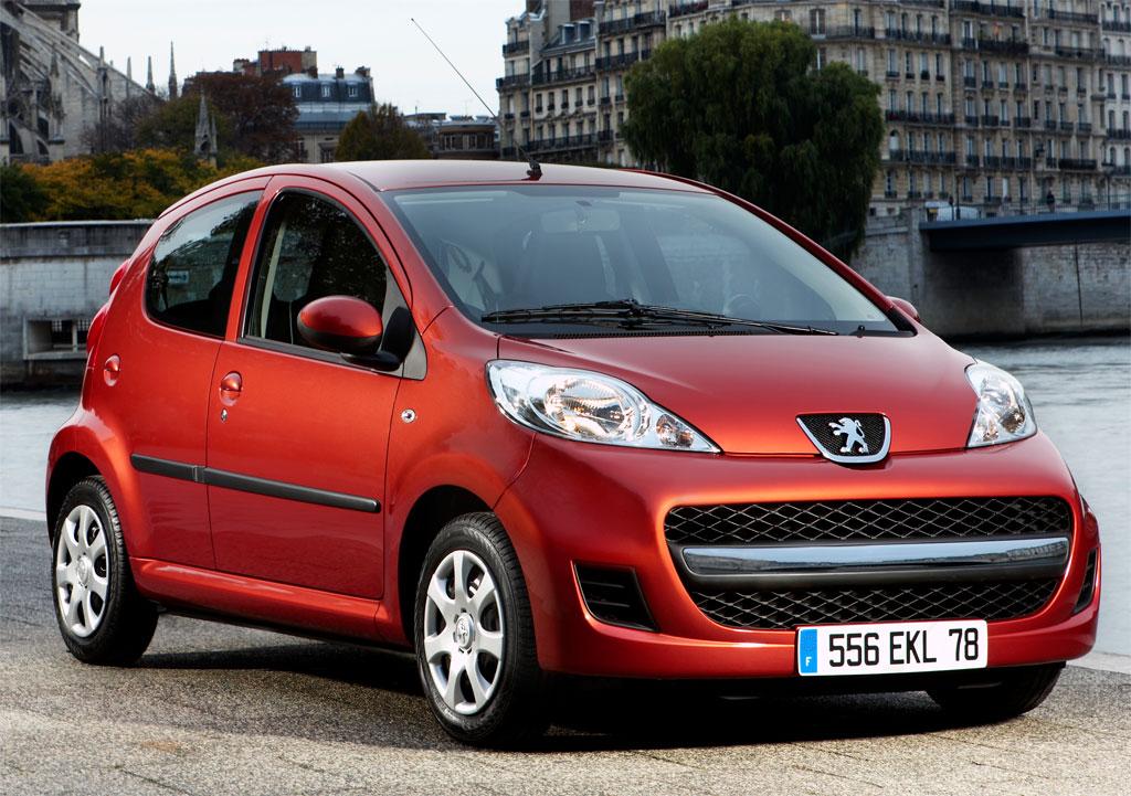 2009 Peugeot 107 facelift Photo 1 4684