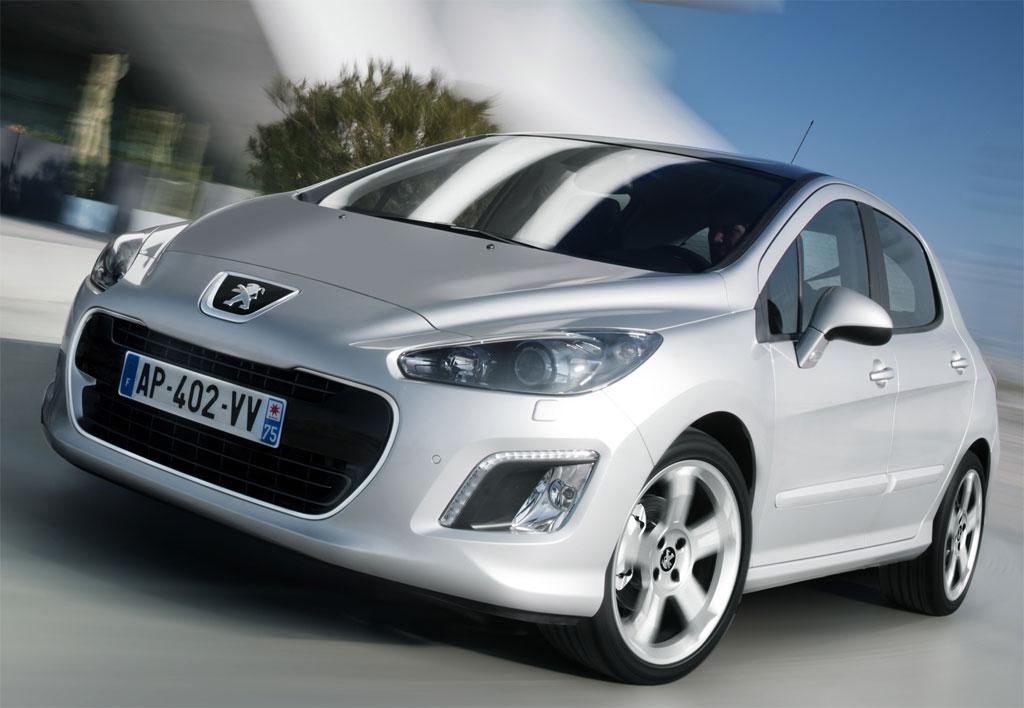 2012 Peugeot 308. 2012 Peugeot 308 Facelift 3.