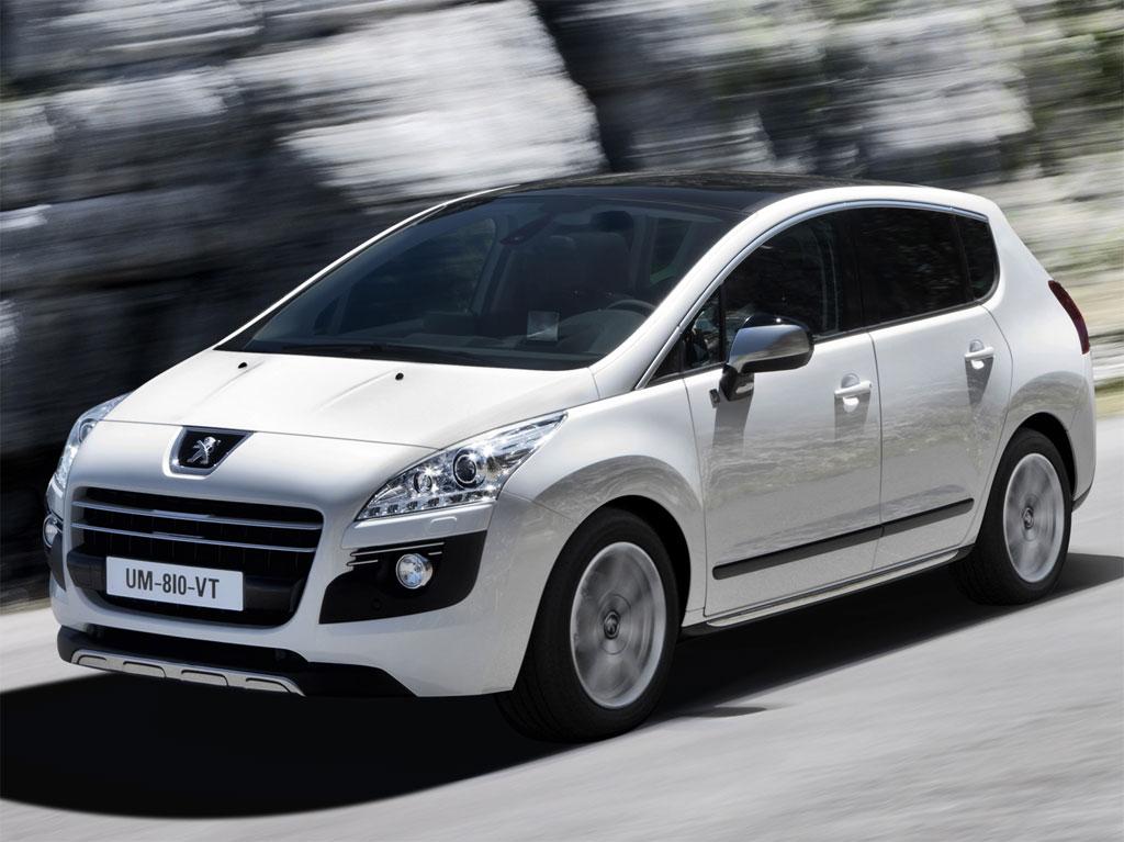 Peugeot 3008 Hybrid4 Photo 14 11600