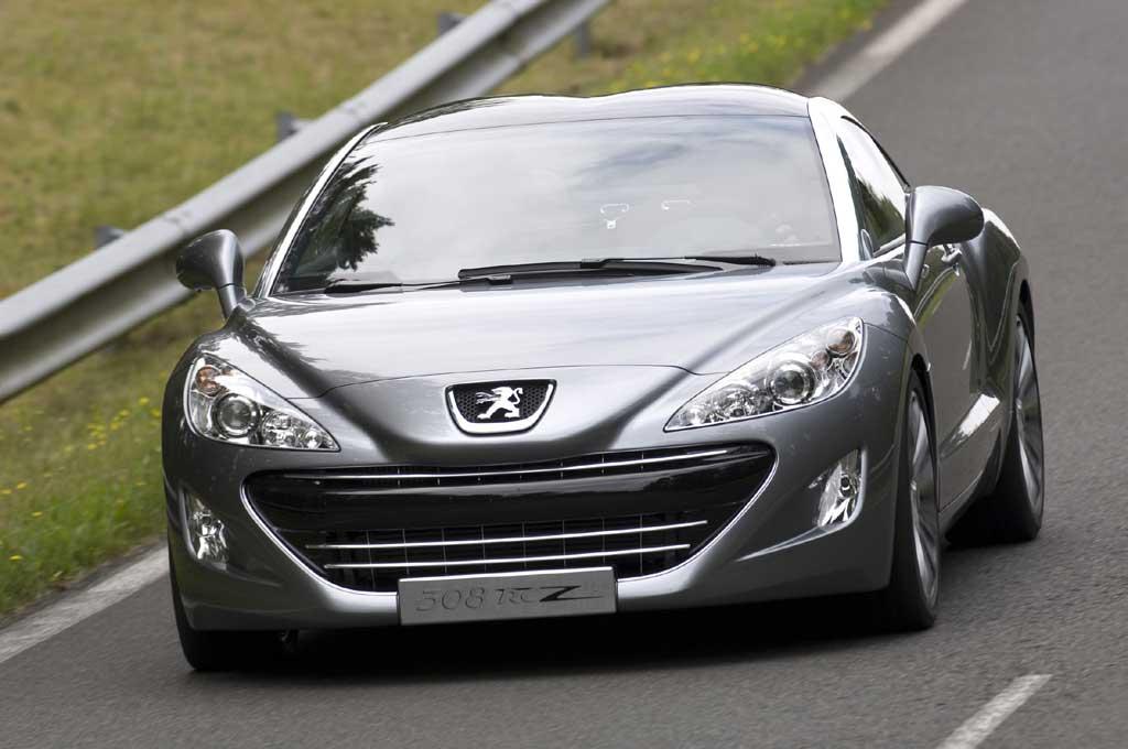 Peugeot 308 Rcz Photo 38 805