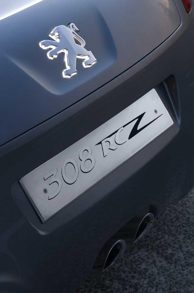 Peugeot 308 RCZ Photo 50 805