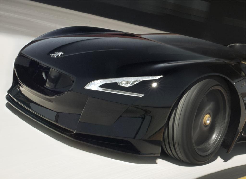Perfect Peugeot EX1 37