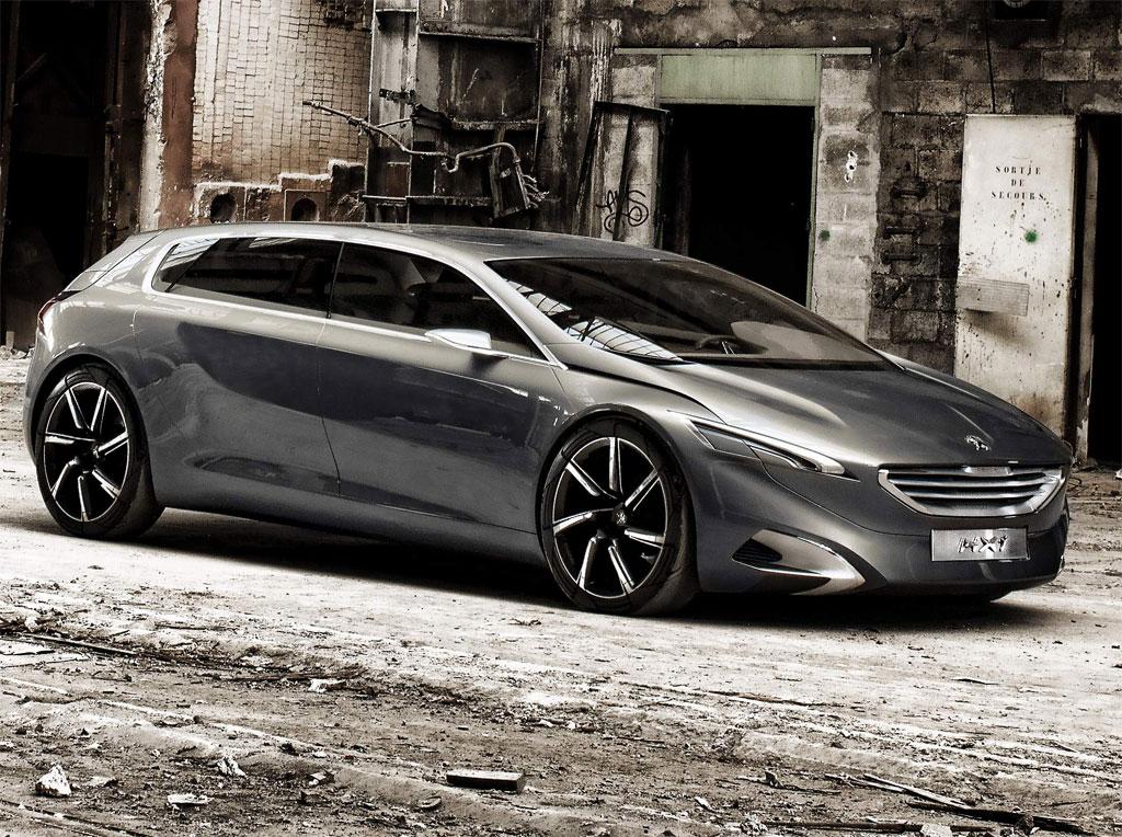 Peugeot HX1 Photo 17 11530