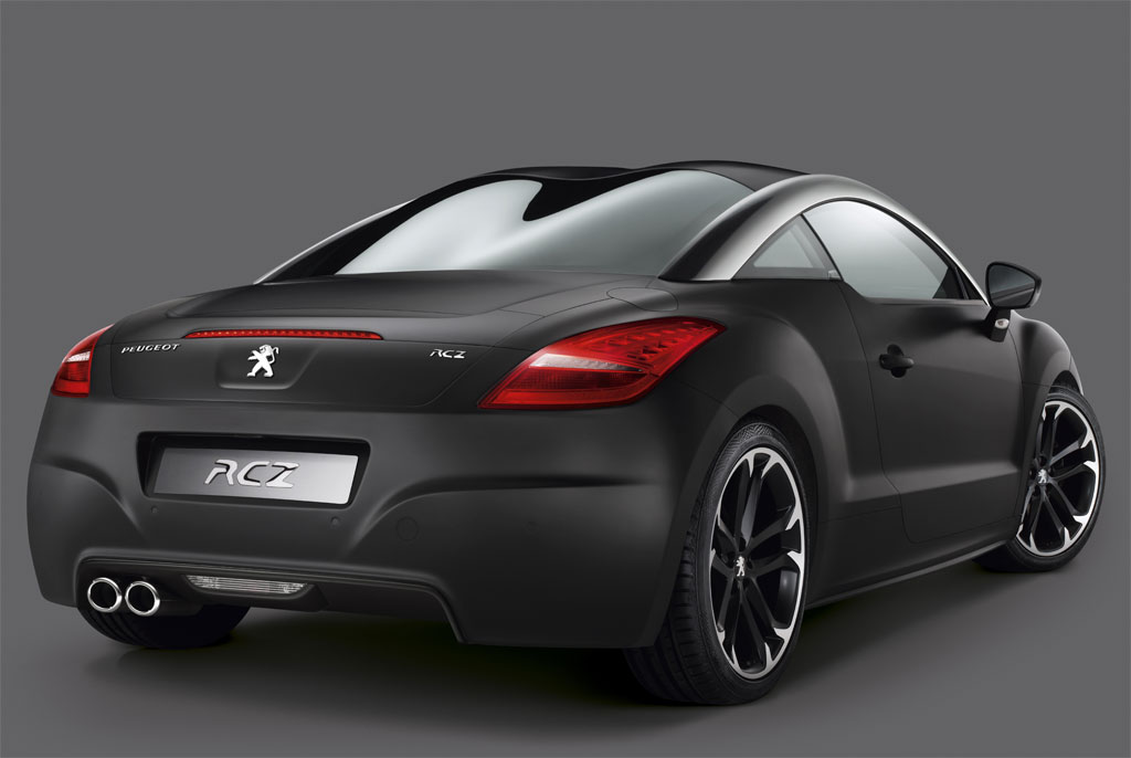 peugeot rcz asphalt photo 3 9753. Black Bedroom Furniture Sets. Home Design Ideas