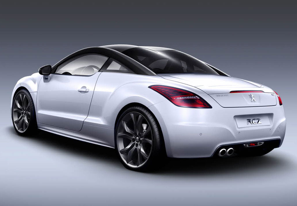 Peugeot Rcz Limited Edition Photo 3 6710