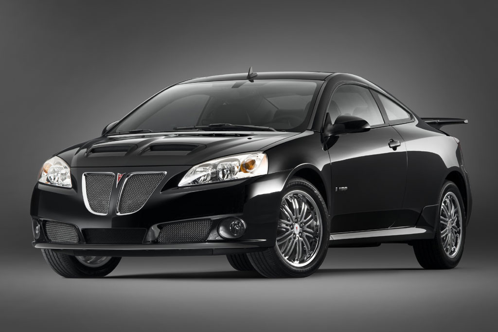 2008 Pontiac G6 Gxp Photo 2 929